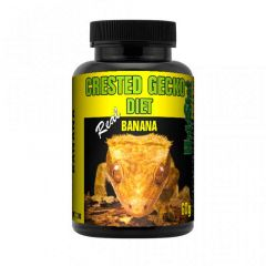 HabiStat Crested Gecko Diet med banan 60g