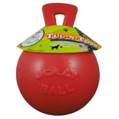 Jolly Tug-N-Toss 10cm Rød