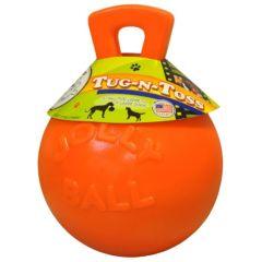 Jolly Tug-N-Toss 20cm Oransje Vanilje lukt