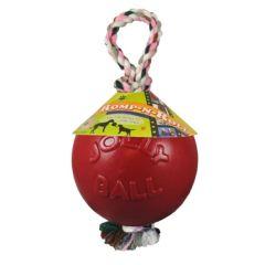 Jolly Ball Romp-N-Roll 10cm Rød