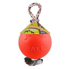 Jolly Ball Romp-N-Roll 20cm Orange Vanilje lukt