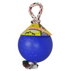 Jolly Ball Romp-N-Roll 10cm Blå