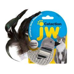 Jw Cataction katteleke fugl svart og hvit