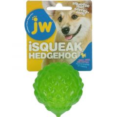 Jw Hedgehog Squeaky Ball Small