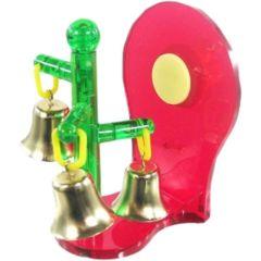 Jw Activitoy Spinning Bells Fugleleke