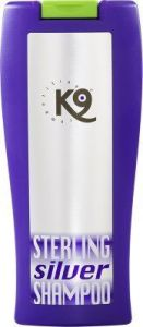 K9 Sterling Silver Shampoo 300ml