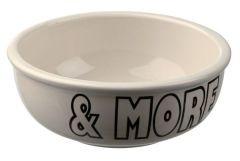 Keramikkskål milk & more