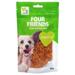 Four Friends Cube kylling 100g