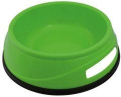 Mat og vannskål plast colourmix 0,75 Liter