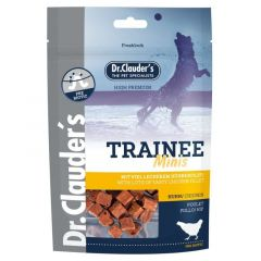 Dr.Clauder's Trainee Minis Kylling 50g