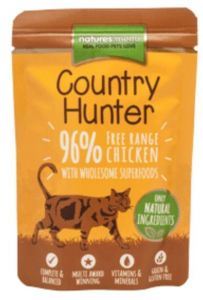 Natures Menu Country Hunter Cat Chicken 85g