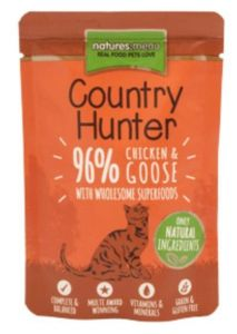 Natures Menu Country Hunter Cat Chicken & Goose 85g