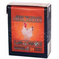 Non-Stop Energy Paté Fresh Chicken 375g