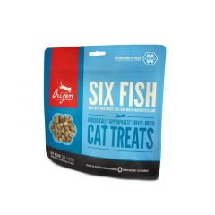 Orijen Cat treats Six Fish