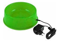 Oppvarmet vannskål plast 1,5 ltr