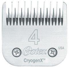 Oster skjær nr 4 orginal Cryogen-X