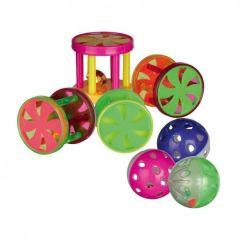 Plastball og Tumling
