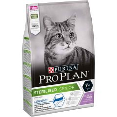 Pro Plan Cat Sterilised Senior 7+ Turkey 10 kg