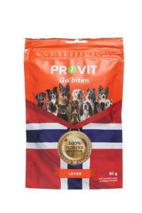 Provit Go´biten frysetørket lever