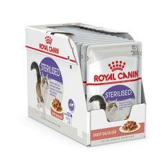 ROYAL CANIN STERILISED GRAVY 12X 85 G