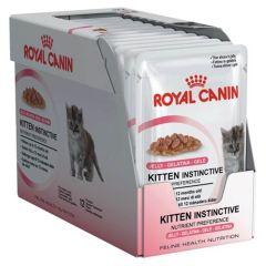 Royal Canin Kitten Instinctive Jelly 12x85G