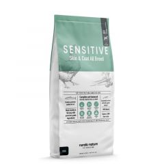 Nordic Nature Sensitiv Skin & Coat 3kg