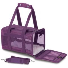 Sherpa Deluxe Pet carrier Lilla