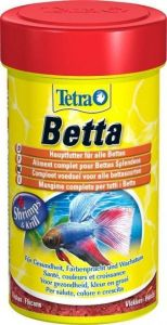 Tetra Betta Kampfiskfôr 100 ml