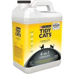 Tidy Cats 4In1 Strength Kattesand