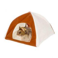 Tipi til hamster 18x18x15cm
