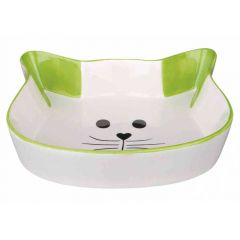 Trixie keramikkskål til katt 12cm