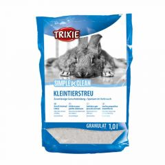 Trixie Simple'n'Clean Silicate kattesand 1 liter