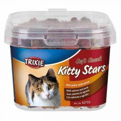Trixie Soft Snack Kitty Stars 140g