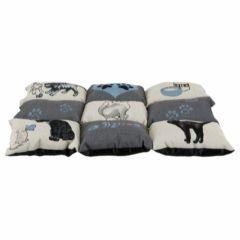Patchwork Blanket Katt