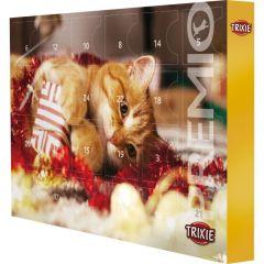 Trixie Premio adventskalender katt