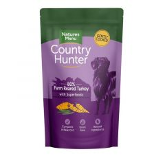 Natures Menu Country Hunter Kalkun 150g