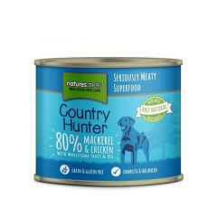 Natures Menu Country Hunter Makrell & Kylling 600g
