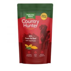 Natures Menu Country Hunter Biff 150g