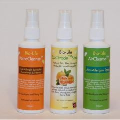 Travel Pack AirCleanse, HomeCleanse & EcoCitrocin