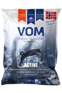 Vom Active fullfôr kjøttboller 0,56 kg
