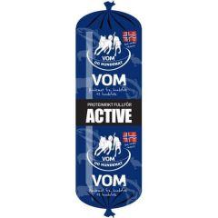 Vom Active proteinrikt fullfôr pølser 0,5 kg