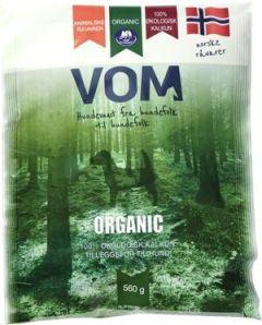 Vom Organisk kalkun kjøttboller 0,56 kg