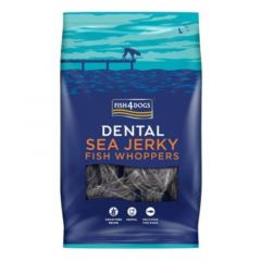 Fish4Dogs Jerky Fish Whoppers 500g
