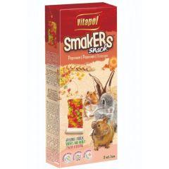 Frøstenger kanin & smådyr popkorn 2 Stk