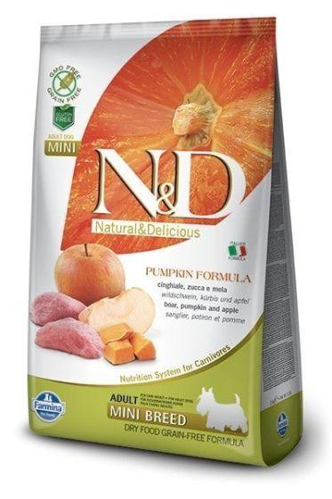 Farmina Dog N&D Pumpkin Boar & Apple Adult Mini 7kg
