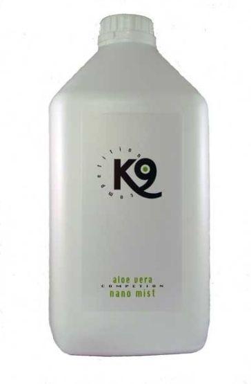 K9 competition Aloe Vera Nano Mist 2,7 liter