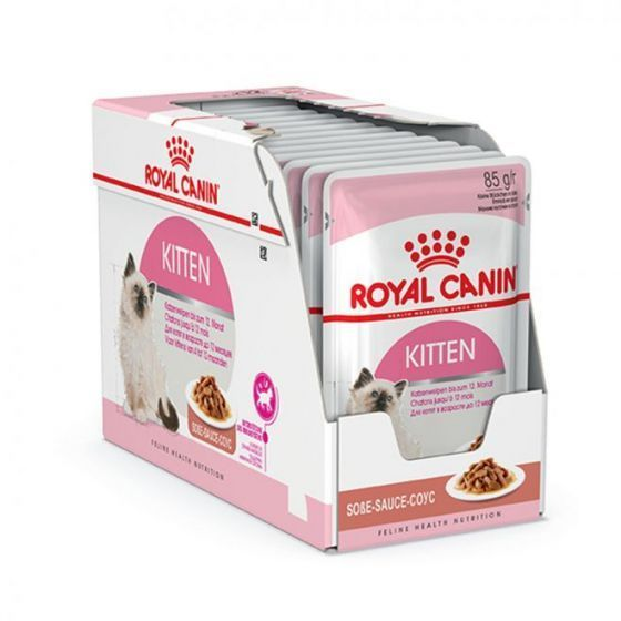 Royal Canin Kitten Gravy 12 x 85g