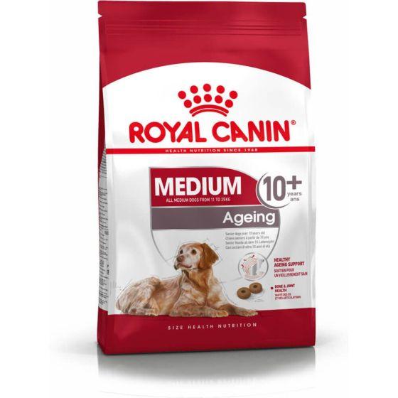 Royal Canin Medium Ageing 10 år + 15 kg